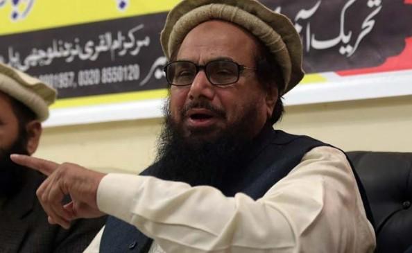 हाफिज सईद का रिश्तेदार अब्दुल रहमान मक्की पाकिस्तान में गिरफ्तार