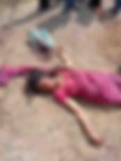 सनकी पति ने पत्नी की कुल्हाड़ी से की हत्या