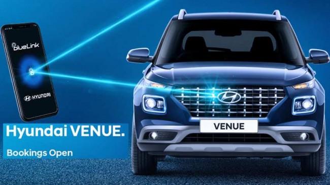 एक दिन में बुक हुईं 2,000 Hyundai Venue, 21 मई को भारत में होगी लॉन्च