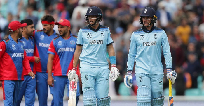 ICC world cup 2019: इंग्लैंड ने अपने दूसरे वार्म-अप मैच में अफगानिस्तान को 9 विकेट से हराया