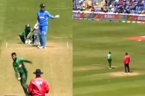 देखें जब मैच के दौरान बांग्लादेश के कप्तान बने धोनी, करने लगे फील्ड सेटिंग