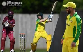 World cup 2019: ऑस्ट्रेलिया ने वार्म अप मैच में वेस्टइंडीज को 7 विकेट से हराया