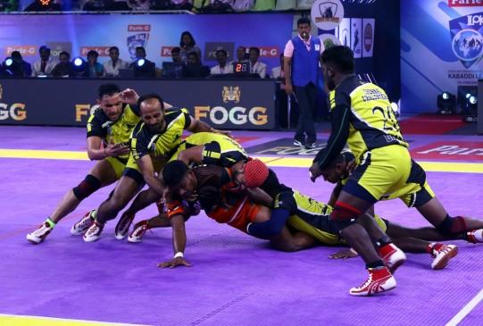 IIPKL 2019 :चेन्नई चैलेंजर्स ने दर्ज की पहली जीत, तेलुगू बुल्स को हराया