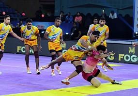 IIPKL 2019: पुणे प्राइड ने हासिल की लगातार पांचवीं जीत, बेंगलोर राइनोज को 40-33 से हराया