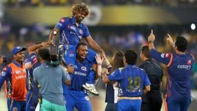 मुंबई इंडियंस IPL इतिहास की सबसे सफल टीम बनी, रोहित ने धोनी को पीछे छोड़ा
