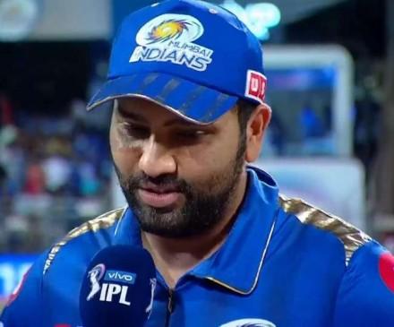 चेन्नई से जीतने के बाद रोहित ने कहा, मुझे अपने खिलाड़ियों पर पूरा भरोसा