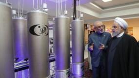 अमेरिकी प्रतिबंधों के बाद, अब यूरेनियम और हैवी वॉटर का प्रोडक्शन बढ़ाएगा ईरान