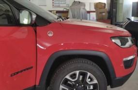 Jeep Compass Trailhawk जुलाई में होगी लॉन्च, लीक हुई तस्वीरें