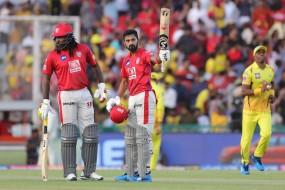 IPL : डु प्लेसिस की पारी पर राहुल ने फेरा पानी, पंजाब ने चेन्नई को 6 विकेट से हराया