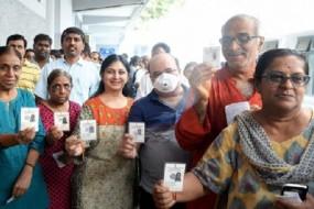 शांतिपूर्वक संपन्न हुई अंतिम चरण की वोटिंग, 64.27% मतदाताओं ने किया मतदान