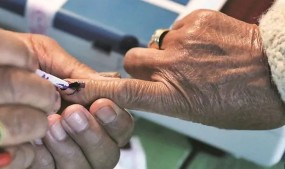 भोपाल सहित 59 सीटों पर मतदान शुरु, 979 मैदान में प्रत्याशियों