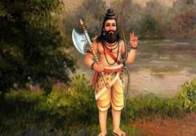 परशुराम जयंती: भगवान विष्णु के छठे अवतार हैं भगवान परशुराम