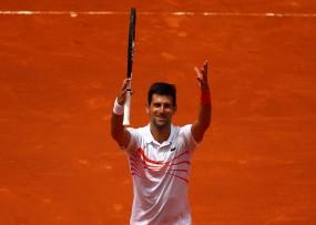 Madrid Open 2019: वर्ल्ड नंबर-1 जोकोविक ने तीसरे राउंड में किया प्रवेश