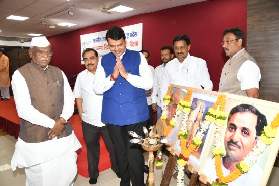 महाराष्ट्र भाजपा को लोकसभा चुनाव में 38 सीटे जीतने की उम्मीद, अब विधानसभा चुनाव तैयारियां शुरु