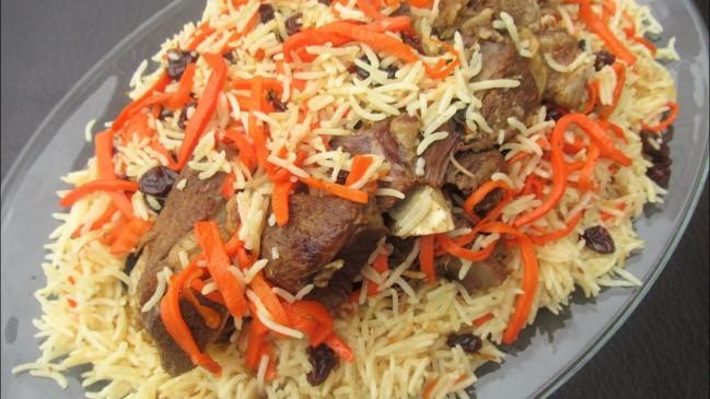 रमजान स्पेशल रेसिपी में ऐसे बनाएं टेस्टी काबुली पुलाव