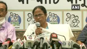 CM के पद से इस्तीफा देना चाहती हैं ममता बनर्जी, प्रेस कांफ्रेस कर रखी बात