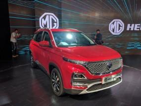 MG Hector भारत में हुई लॉन्च, ये है देश की दूसरी कनेक्टेड कार