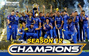 IPL 12 Final - रोमांचक मैच में मुंबई ने चेन्नई को 1 रन से हराया, रिकॉर्ड चौथी बार बना चैंपियन
