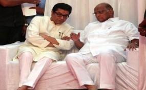 कांग्रेस-राकापा महागठबंधन में शामिल हो सकती है एमएनएस, कांग्रेस नेतृत्व लेगा फैसला