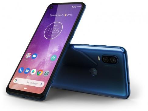 स्टॉक एंड्रॉयड के साथ Motorola One Vision लॉन्च, जानें फीचर्स