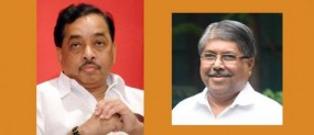 चंद्रकांत पाटील के कारण भाजपा में शामिल नहीं हो पाए राणे