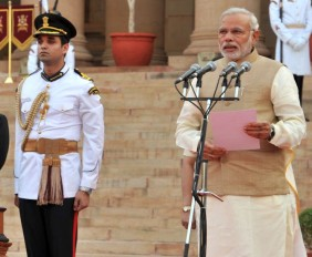30 मई की शाम को प्रधानमंत्री पद की शपथ लेंगे नरेंद्र मोदी