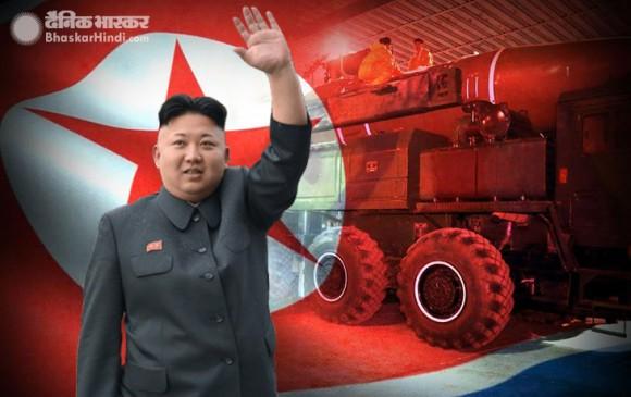 उत्तर कोरिया ने किया शॉट रेंज मिसाइलों का परीक्षण, ट्रंप से मुलाकात के बाद दूसरा टेस्ट