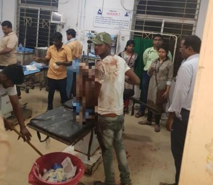 ओडिशा : लोकसभा रिजल्ट से पहले कांग्रेस के प्रत्याशी पर गोलीबारी, गला भी रेता