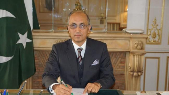 पाकिस्तान ने भारत में अपना हाई कमिश्नर बदला, फ्रांस से मोइन उल हक को भेजा हिंदुस्तान