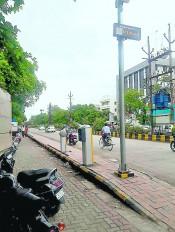 अब नागपुर में स्मार्ट पार्किंग, ऑनलाइन बुक कर सकेंगे पार्किंग