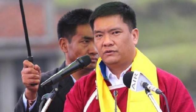 पेमा खांडू आज लेंगे अरुणाचल प्रदेश के मुख्यमंत्री पद की शपथ