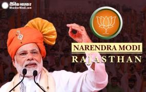 राजस्थान में बोले पीएम- मसूद अजहर पर कार्रवाई तीसरी बड़ी स्ट्राइक