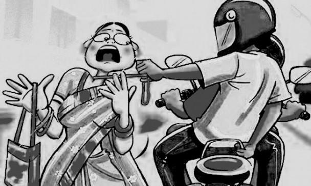 चेन स्नेचिंग के स्पॉट पर पुलिस लगाएगी टैप