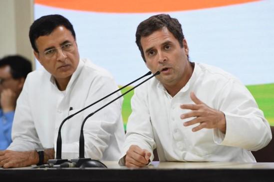 राहुल ने उठाए EC पर सवाल, कहा- चुनाव कार्यक्रम मोदी को लाभ पहुंचाने के लिए बनाया गया