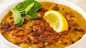 रमजान स्पेशल रेसिपी, मटन के शौकीन लोगों के लिए पेश है हलीम डिश