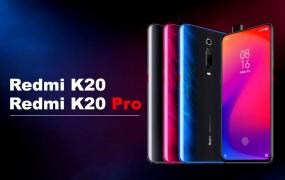 Redmi K20 और Redmi K20 Pro फ्लैगशिप स्मार्टफोन लॉन्च, जानें खूबियां