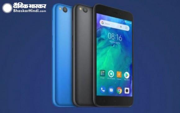 Xiaomi Redmi Go का 16 जीबी वेरिएंट जल्द हो सकता है लॉन्च !