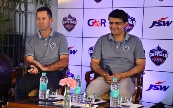पॉन्टिंग टीम इंडिया के अगले कोच बनने के प्रबल दावेदार: गांगुली