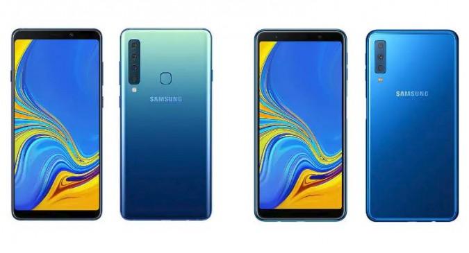 Samsung Galaxy A9 (2018) और Galaxy A7 (2018) की कीमत में कटौती, जानें नई कीमत