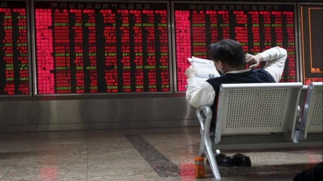चौथेदिन शेयर बाजार गिरावट के साथ बंद, सेंसेक्स 80.30 और 18.50 अंक लुढ़का