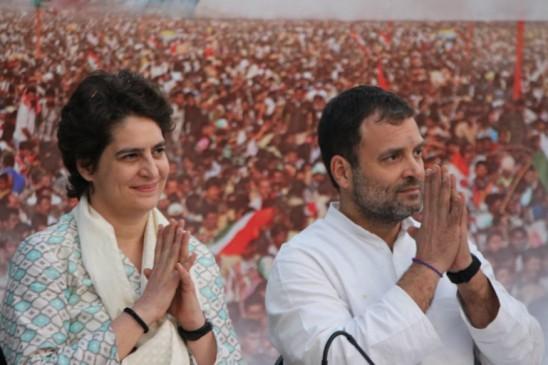 शिवसेना ने कहा- राहुल और प्रियंका की मेहनत काबिले तारीफ, बनेंगे विपक्ष के नेता