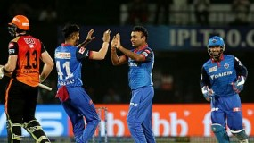 SRH vs DC Eliminator : रोमांचक मैच में 2 विकेट से जीता दिल्ली, सनराइजर्स हैदराबाद IPL से बाहर