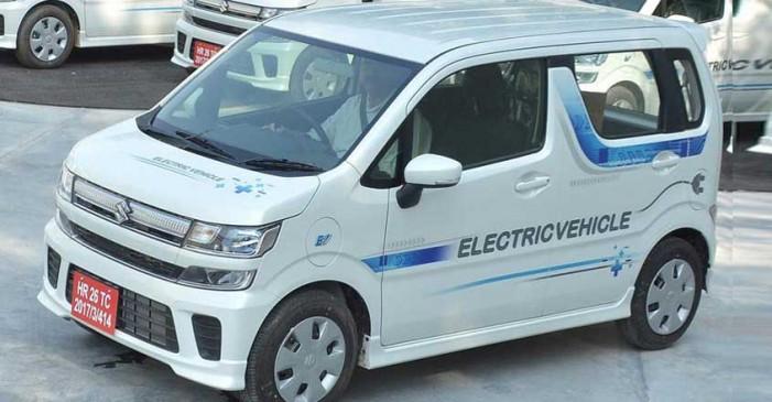Maruti की इलेक्ट्रिक Wagon R की टेस्टिंग शुरू, फुल चार्ज पर चलेगी 200 km