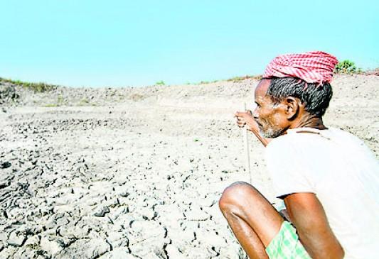 452 सूखा प्रभावित गांवों को 53.98 करोड़ का अनुदान