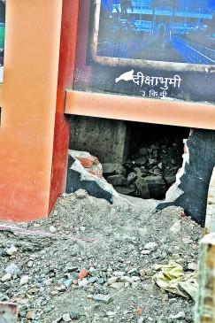 लापरवाही से बिगड़ रही नागपुर स्टेशन की सूरत, मॉडल कॉमर्शियल वाहन प्रशिक्षण केन्द्र पर भी संकट