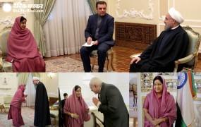 Fake News: क्या सुषमा स्वराज ने ईरान दौरे पर पहना बुर्का ?