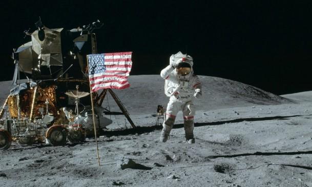 US का मिशन मून, अमेरिकन होगी चांद पर जाने वाली पहली महिला