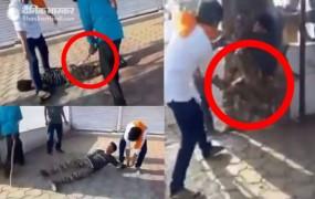 MP: गौरक्षा के नाम तीन लोगों की पिटाई, जबरन लगवाए जय श्रीराम के नारे
