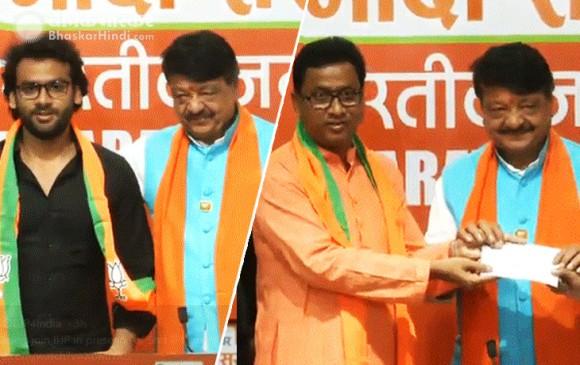 ममता बनर्जी को एक और झटका, TMC विधायक मनीरूल इस्लाम बीजेपी में शामिल