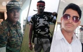 नक्सली हमले में भंडारा जिले के तीन बेटे शहीद